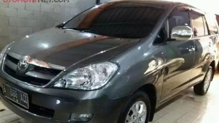 Niat Boyong Innova Diesel Seken Yang Dilego Mulai Rp 80 Juta Baca Ini Dulu Tribunnews Com Mobile