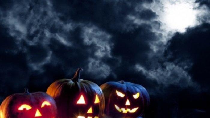 Ilustrasi tradisi halloween di belahan dunia