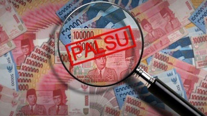 Pengedar Uang Palsu di Jember Ditangkap,  Pelaku Bawa 100 Lembar 20-an Ribu