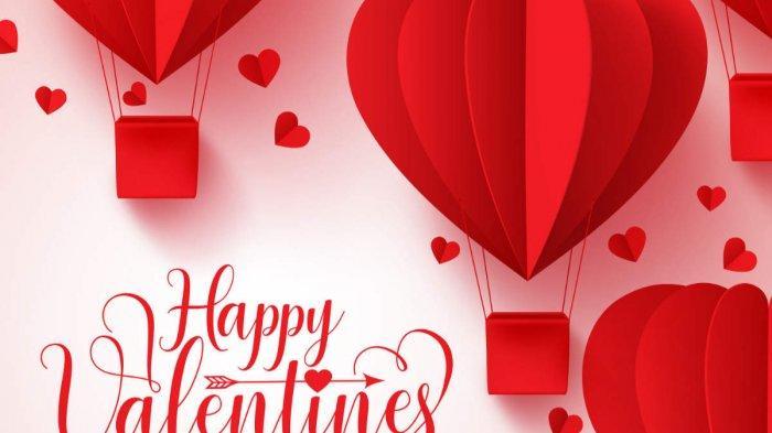 Ucapan Selamat Hari Valentine Paling Romantis untuk Pasangan, Cocok buat Status di Media Sosial