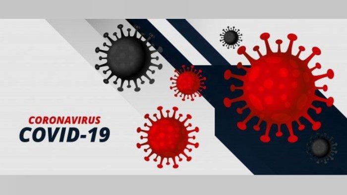 ilustrasi virus corona - Angka Kematian Covid-19 Brasil Lampaui 100.000 Jiwa, Kongres Tetapkan 4 Hari Masa Berkabung