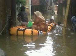 Banjir dan Tanah Longsor Terjang Bali