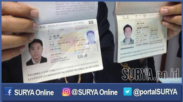 Imigrasi Jakarta Utara Amankan Direktur Asing