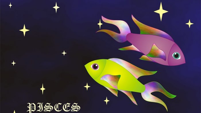 Ilustrasi zodiak Pisces | Ramalan Zodiak 3 November 2018