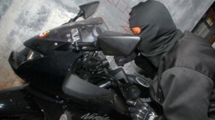 Polisi Kejar ABG yang Terlibat Kasus Pencurian Motor di Basement Parkiran Solo Grand Mall