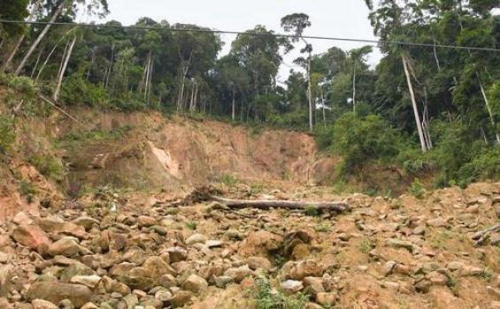 Update: 7 Tewas, 3 Luka, 19 Hilang Saat Longsor di Kabupaten Agam