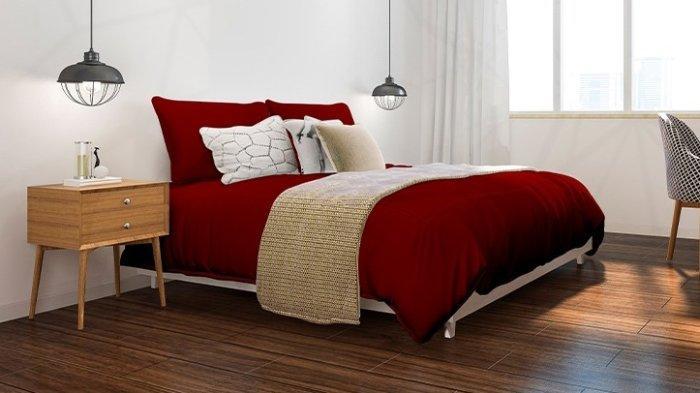 Ilutrasi kamar tidur1