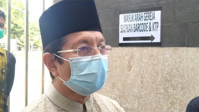 Imam Besar Masjid Istiqlal Nasaruddin Umar 2 April 2021