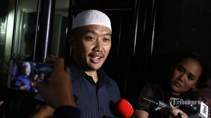 Imam Nahrawi Ditetapkan Tersangka oleh KPK: Saya Serahkan pada Bapak Presiden