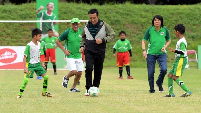 Buka MILO Football Championship, Menpora: Lewat Olahraga, Anak-anak akan Terbentuk Karakternya