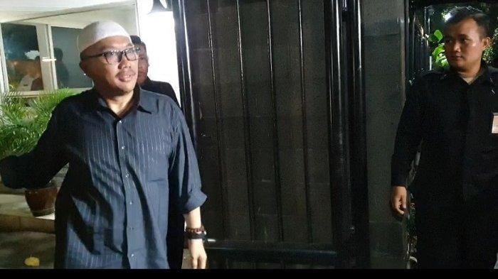 Menteri Pemuda dan Olahraga (Menpora) Imam Nahrawi di rumah dinasnya, Rabu (18/9/2019).