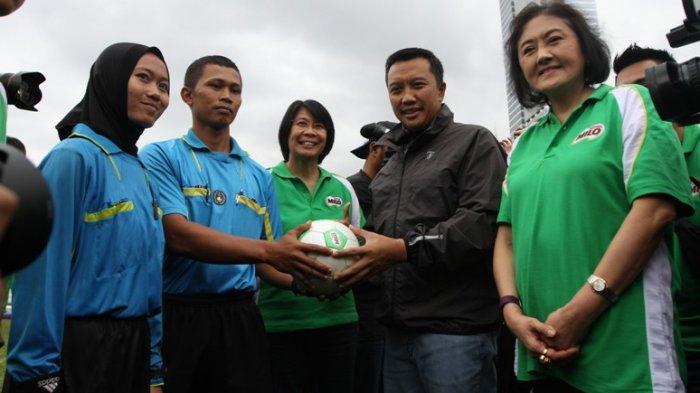 MILO Football Championship Cari Pemain Berbakat Bandung