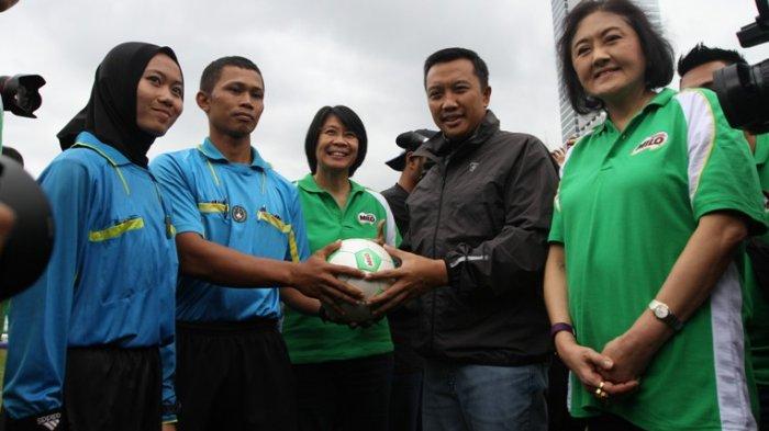 MILO Football Championship 2017: Berburu Bibit Pesepak Bola di Makassar