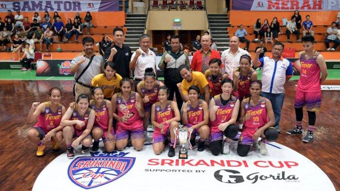 Menpora Optimis Basket Putri Indonesia Mampu Berjaya di Masa Depan
