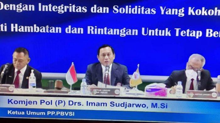 Kompetisi Proliga untuk Tahun Ini Masih Bersifat Tentatif kata Imam Sujarwo