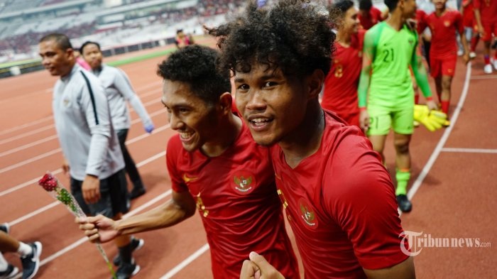 Fakhri Husaini Pamit dari Timnas Indonesia U19, Bagus Kahfi Tak Ingin Berpisah