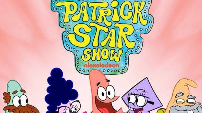 'The Patrick Star Show', Serial Terbaru Nickelodeon untuk Karakter Patrick di Spongebob