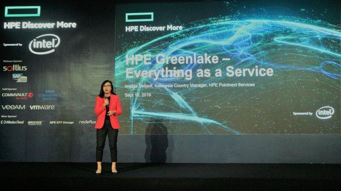 HPE Greenlake Tawarkan Transformasi Digital untuk Perusahan Menengah