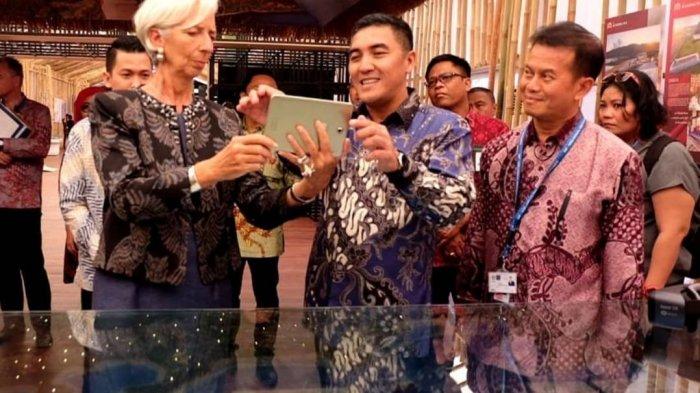 Nusa Dua Tak Hanya Jadi Destinasi Wisata, Kini Menjelma Jadi Pusat Bisnis Dunia