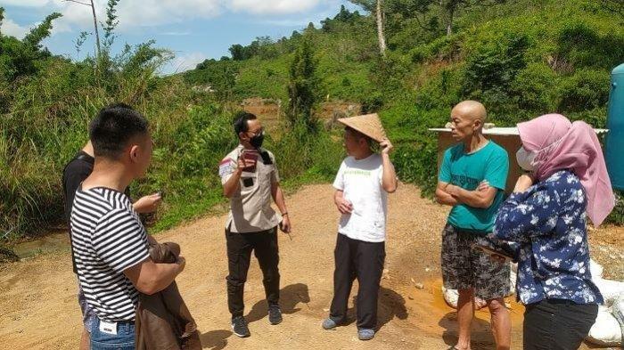 Sempat Diamankan dari Lokasi Pertambangan, Dua dari 5 WNA Dibebaskan Imigrasi Sukabumi