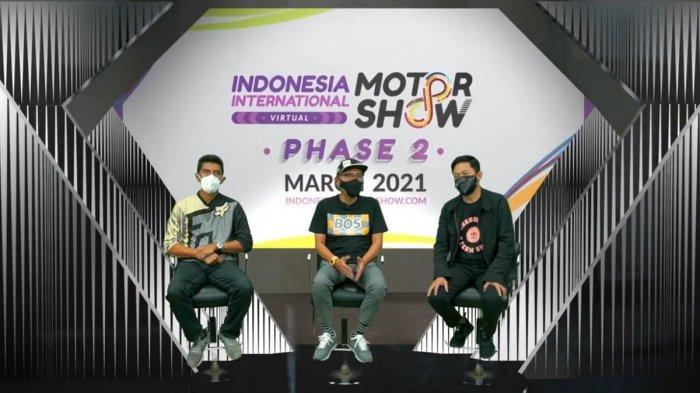IIMS Virtual 2021 Phase 2 dan BOS Siapkan Kejuaraan Motocross Junior