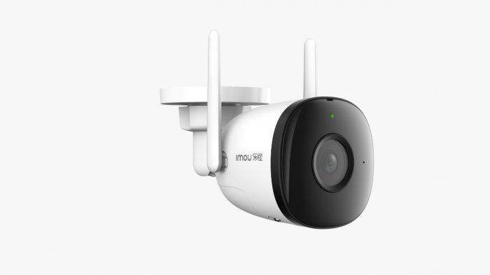 Imou Bullet 2C, Kamera Pengawas Outdoor dengan Kemampuan Deteksi Manusia