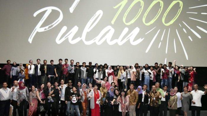 Angkat Nilai Revolusi Mental, Gerakan 1000 Luncurkan Film Impian 1000 Pulau