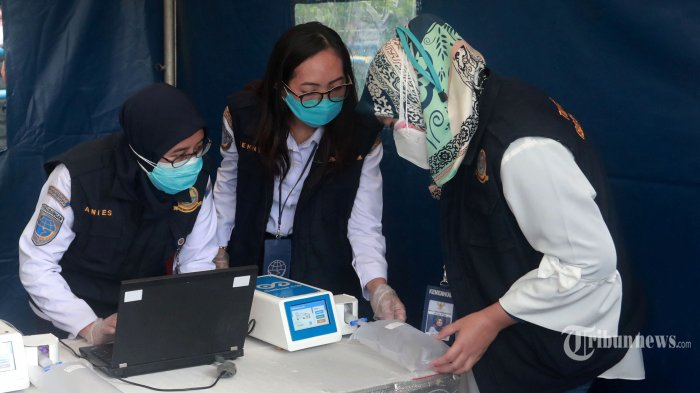 Satgas: GeNose Hanya untuk Screening, Tidak Bisa Gantikan Tes PCR untuk Diagnosis Covid-19