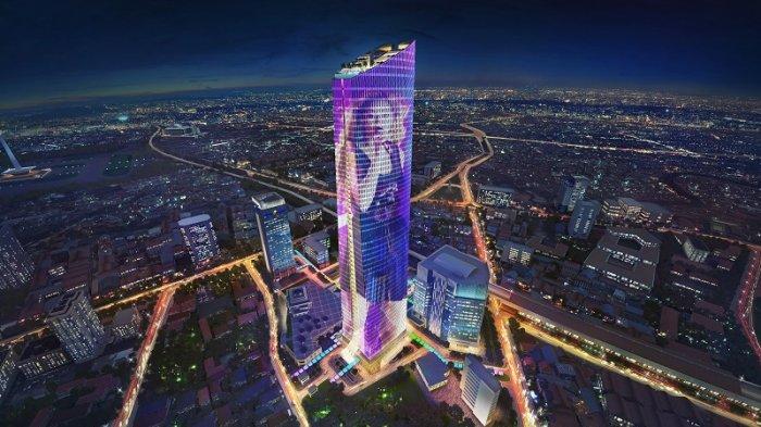 Mnc Akan Dirikan Hotel Bintang 6 Di Jakarta Anggarannya Rp 2 6 Triliun Tribunnews Com Mobile
