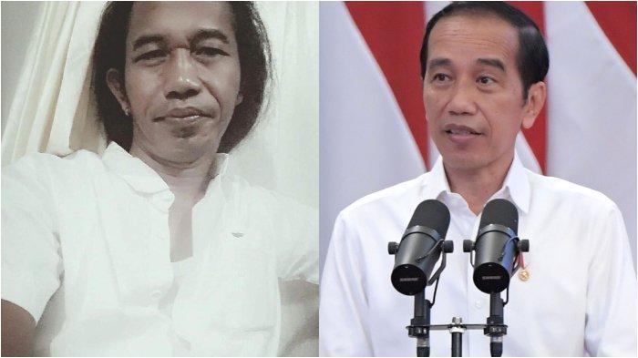 Disebut Mirip Jokowi, Pria Asal Banyuwangi: Aku Memang Presiden, tapi Presiden Rumah Tangga