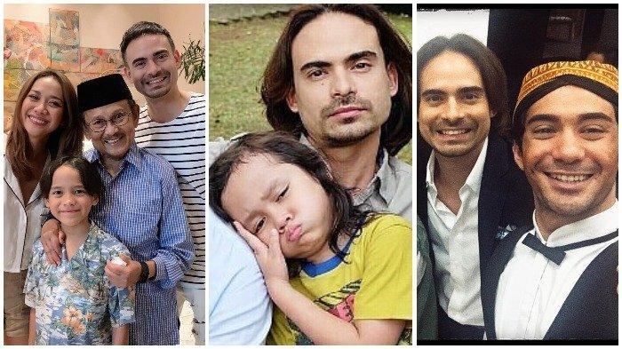 In Memoriam, Berikut Foto-foto Kebersamaan Ashraf Sinclair bersama Publik Figur di Indonesia