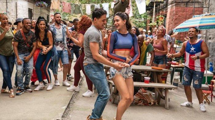 Perjuangan Imigran di AS Dibalut Tarian dan Nyanyian Hadir di Film ''In The Heights''
