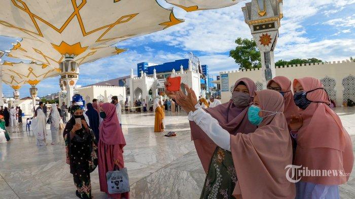 Salat Idul Adha di Lapangan Terbuka atau Masjid Ditiadakan untuk Zona Merah dan Oranye