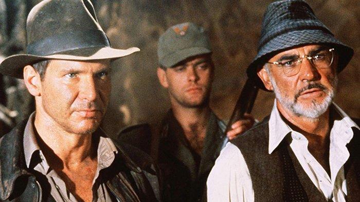 Nostalgia Film Indiana Jones And The Last Crusade Live Streaming Trans Tv Malam Ini 23 00 Wib Tribunnews Com Mobile