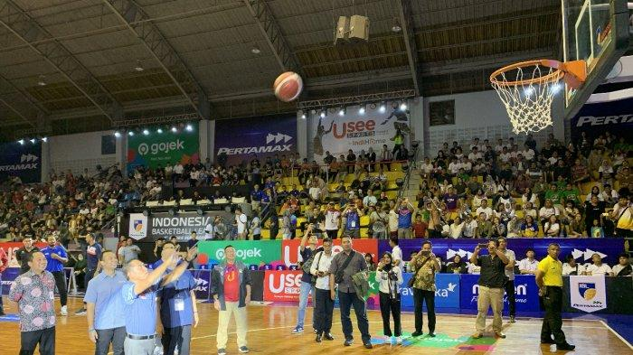 Ekslusif! Dukung Basket Indonesia, IndiHome Tayangkan IBL 2020