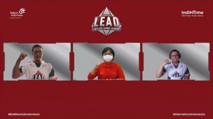 Dukung Pengembangan Atlet eSport Indonesia, IndiHome Luncurkan Limitless Esport Academy (LEAD)