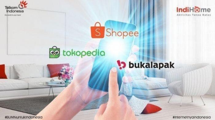 Asyik, Langganan dan Bayar Tagihan IndiHome Kini Bisa Lewat E-commerce!