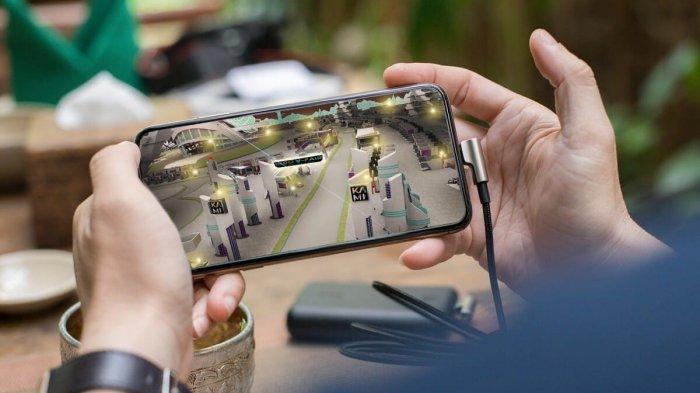 Fitur First Person View Siap Hadirkan Suasana Pelesiran dan Belanja Virtual di Indo V-Fair 2021