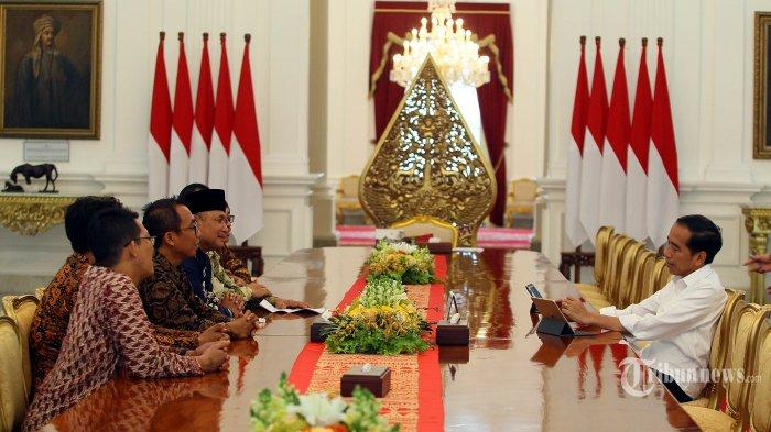 Jokowi : Anak Saya Tak Ada yang Tertarik Politik