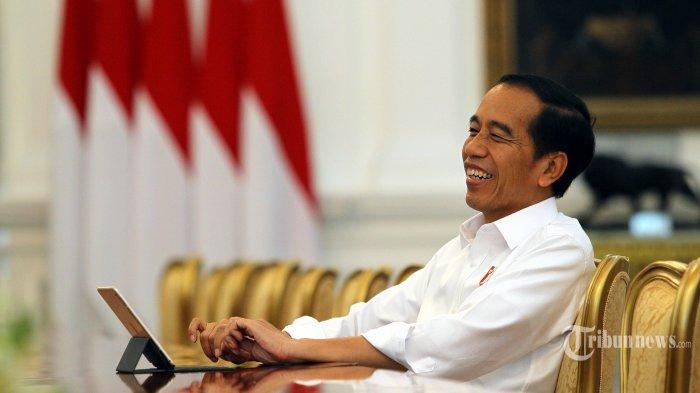 Jokowi: Saya Tidak Pernah Memaksa Anak Saya Masuk ke Dunia Politik