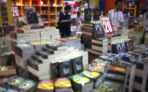Foke: Jakarta Bisa Jadi Baromater Buku Nasional