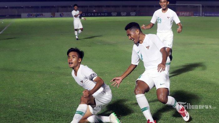 Kualifikasi Piala Asia U-19 2020, 3 Hal Ini Jadi Kunci Utama Garuda Nusantara Bungkam Hong Kong