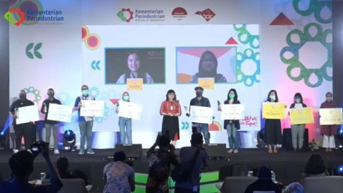 Pacu Kreatifitas Desain Industri Dalam Negeri, Kemenperin Gelar Indonesia Fashion and Craft Awards