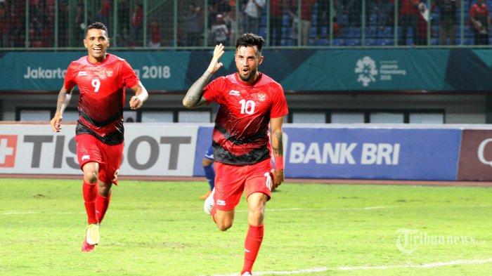 Alasan Media Asing Tak Masukkan Stefano Lilipaly dan Son Heung-min ke Tim Best XI Asian Games 2018