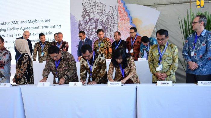 Minat Investasi Tol Tinggi, Sejumlah Perjanjian Ditandatangani di Nusa Dua
