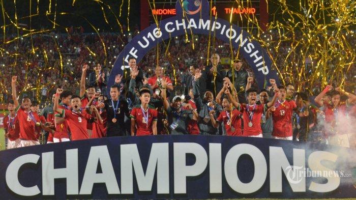 Breaking News: AFF Tunjuk Indonesia Sebagai Tuan Rumah Piala AFF U-16 dan U-19 2020