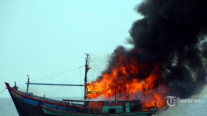 Banyak Modus, Satgas Sering Tertipu Kapal Ikan Pencuri