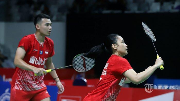 Rekap Hasil Piala Sudirman 2021: Bikin Senam Jantung, Indonesia Akhirnya Lolos ke Perempat Final