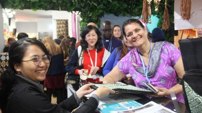 Paviliun Indonesia jadi Salah Satu Favorit Peserta Konferensi Perubahan Iklim di Polandia