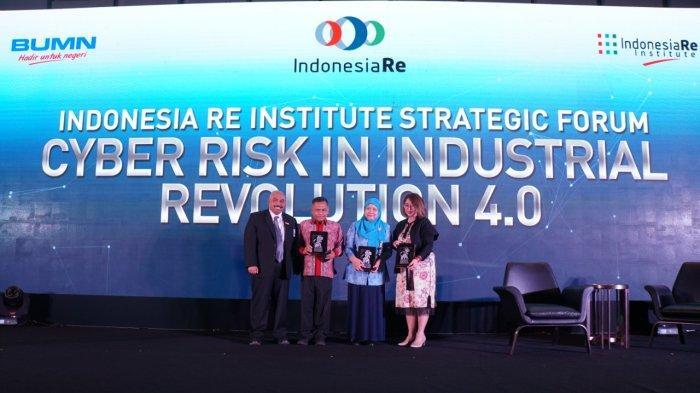 Ancaman Siber Jadi Perhatian Indonesia Re Institute